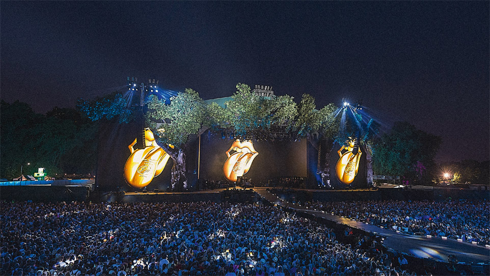 The Rolling Stones - Hyde Park Live 2013