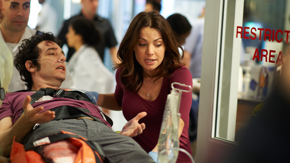 Saving Hope Stag.2