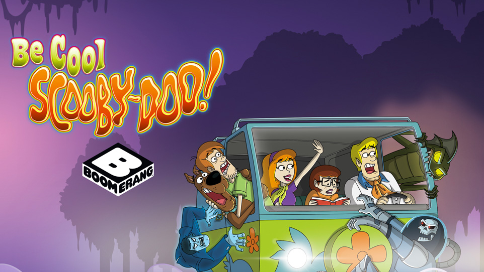 Be Cool, Scooby-Doo! S2