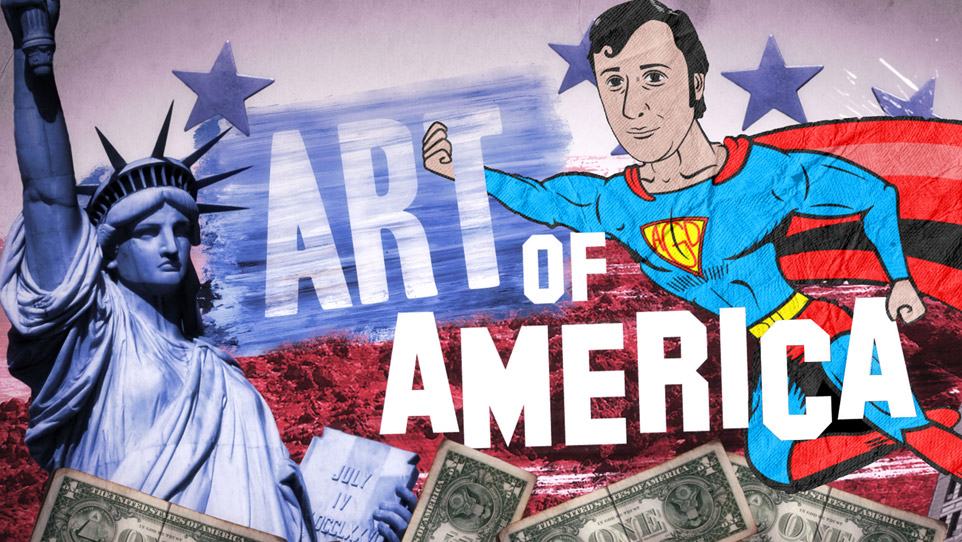Art of America Stag.1