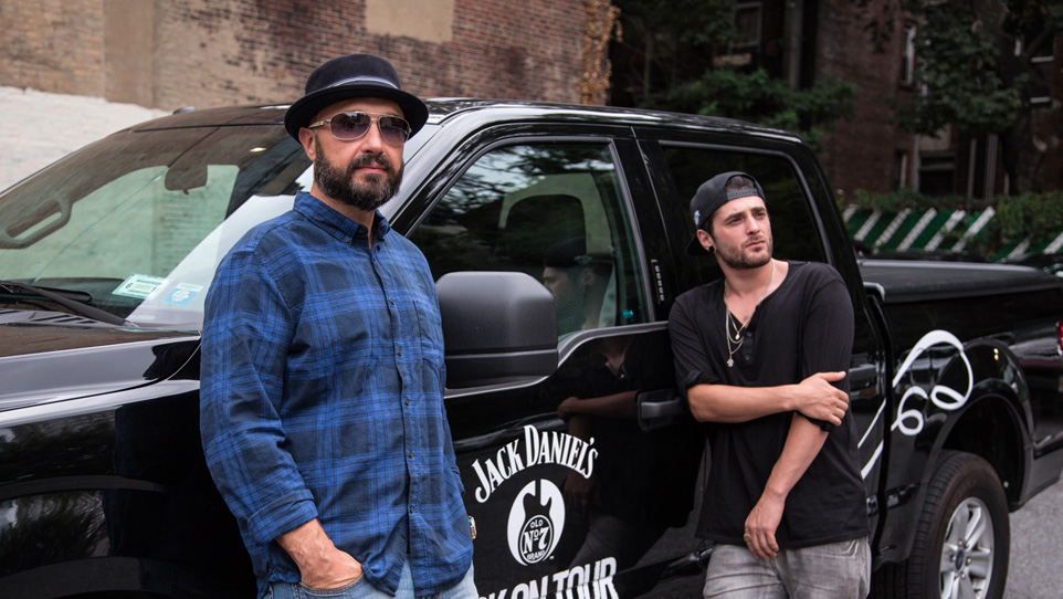 Jack On Tour - From Lynchburg To NY S2