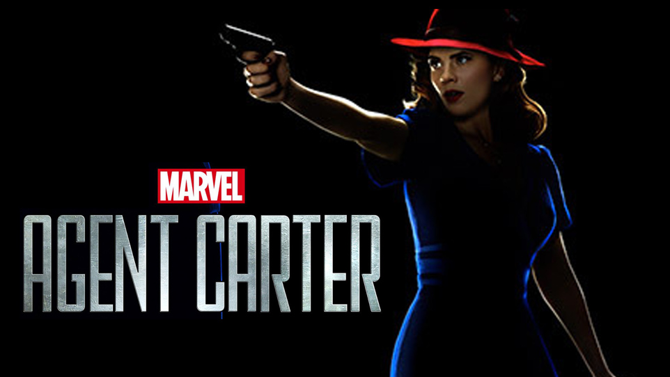 Marvel's Agent Carter Stag.1
