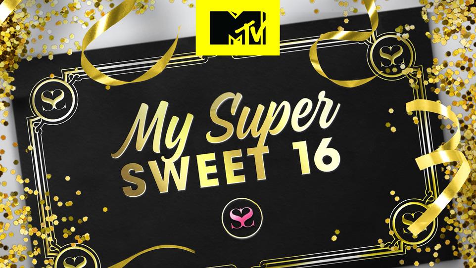 My Super Sweet 16 S10