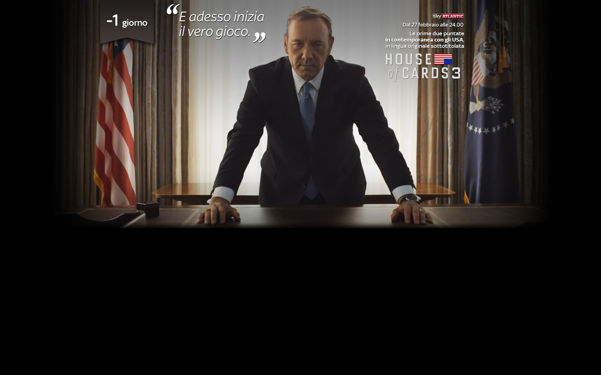 House of Cards 3 Sky Online